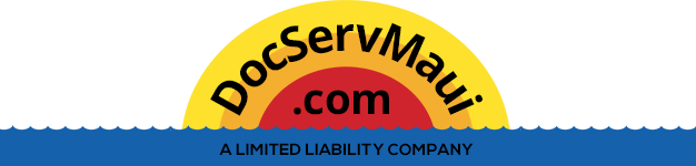 Document Services of Maui Logo